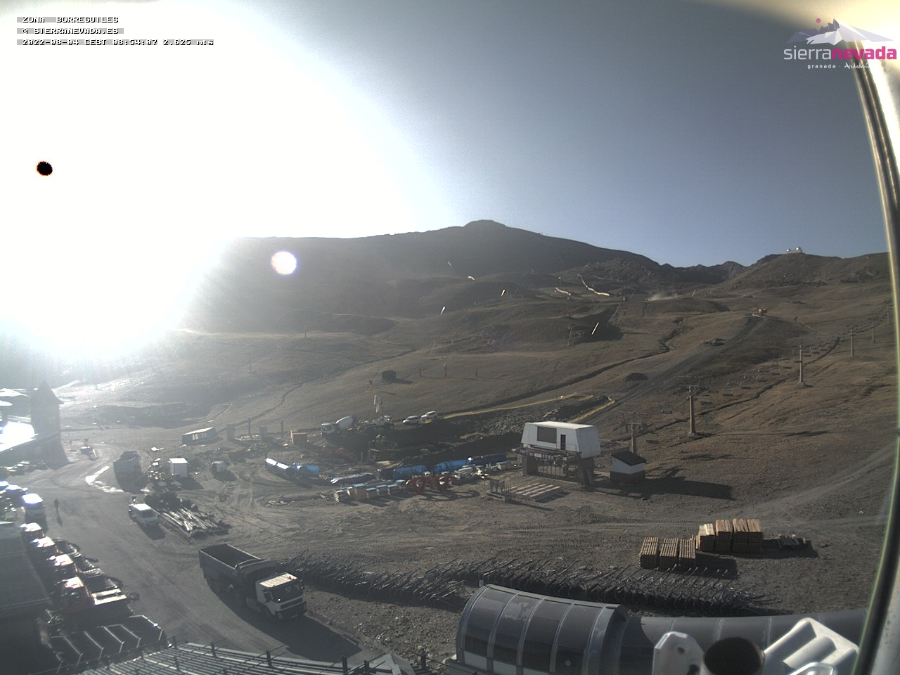 Webcams - sierra nevada