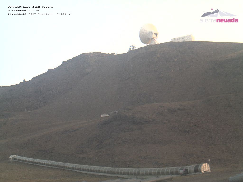 Webcam La Visera - 2630m