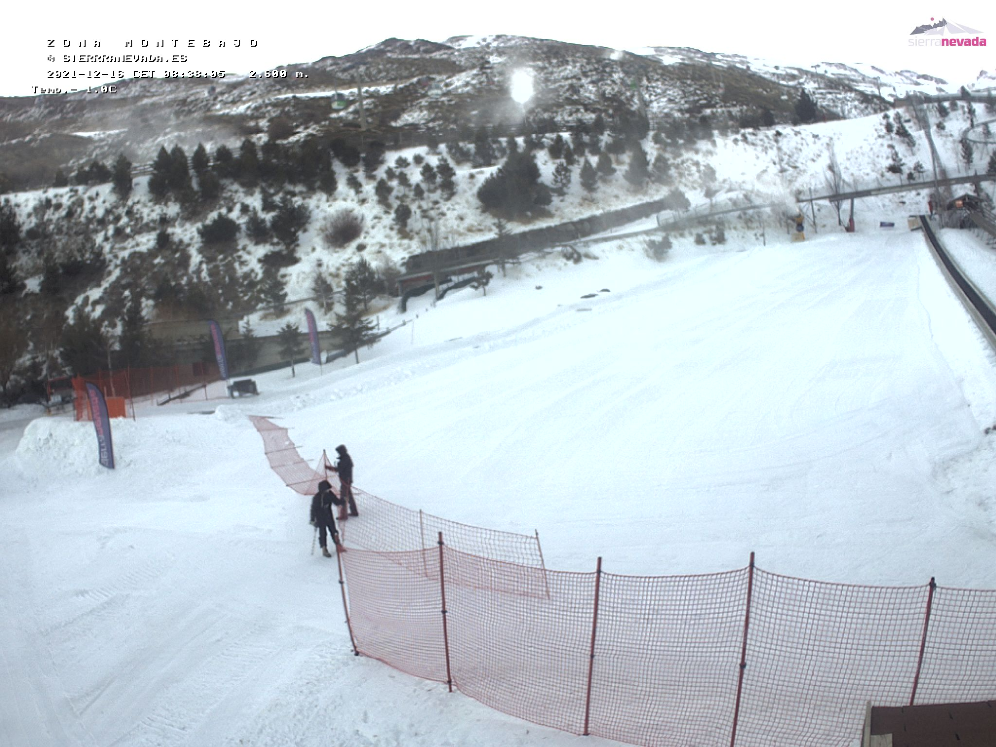 Webcam en Loma de Dilar