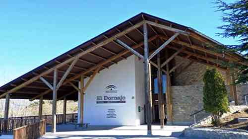 El Dornajo Visitor Center
